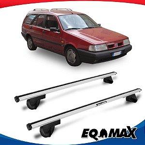 Rack Teto Alpha Aluminio Prata Fiat Tempra Wagon 95/97
