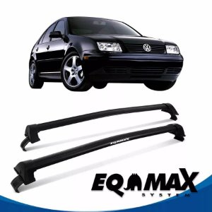 Rack Eqmax VW Bora 4 Pts New Wave 01/11 preto