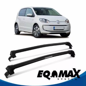 Rack Eqmax VW UP 4 Pts New Wave 2014 preto