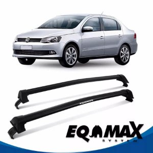 Rack Eqmax Voyage G6 New Wave 13/15 preta