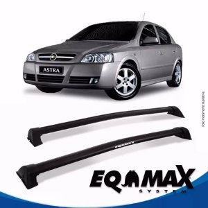 Rack Wave Chevrolet Astra 99/11 preto