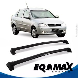 Rack Eqmax Chevrolet Corsa Joy Sedan 4 Pts Wave 02/12 preto