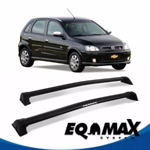 Rack Eqmax Chevrolet Corsa SS Hatch 4 Pts Wave 02/12 preto
