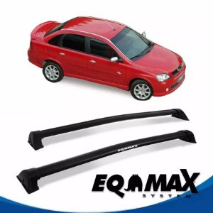 Rack Eqmax Chevrolet Corsa SS Sedan 4 Pts Wave 02/12 Preto
