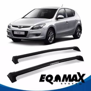 Rack Eqmax Hyundai I30 Wave 09/12 preto