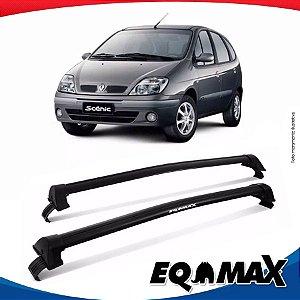 Rack Eqmax Renault Scenic Wave 99/11 Preto