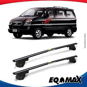 Rack Teto Alpha Aço Hyundai Starex MPV 97/04