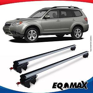 Rack Teto Sigma Aluminio Prata Subaru Forester 09/11
