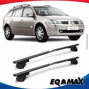 Rack Teto Alpha Aço Renault Megane Grand Tour Wagon 06/13
