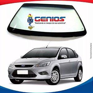 Parabrisa Ford Focus 09/13 Sem Sensor Vidro Dianteiro