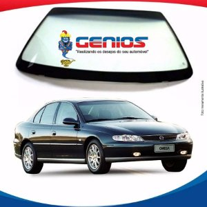 Parabrisa Chevrolet Omega Australiano 98/07 Vidro Dianteiro