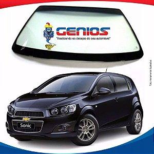 Parabrisa Chevrolet Sonic 12/16 Vidro Dianteiro Com Sensor