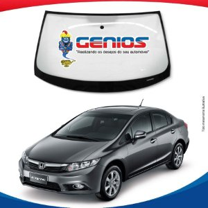 Parabrisa Honda Civic 12/16 Vidro Dianteiro