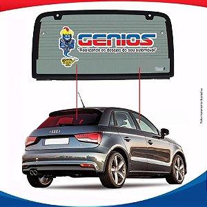Vigia Térmico Audi A1 11/17 Vidro Traseiro