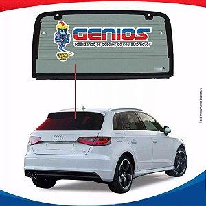 Vigia Térmico Audi A3 Hatch 13/15 Vidro Traseiro