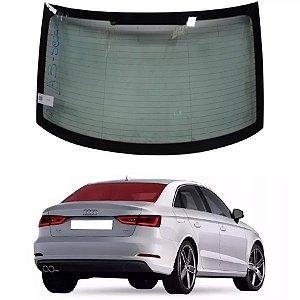 Vigia Térmico Audi A3 Sedan 13/15 Vidro Traseiro Com Break Light
