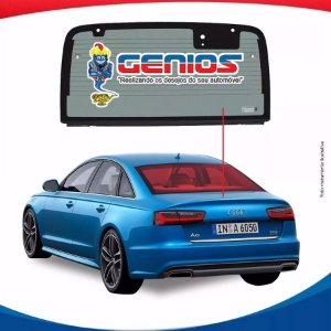 Vigia Térmico Audi A6 Sedan 11/16 Vidro Traseiro