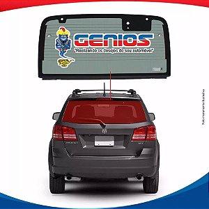 Vigia Térmico Dodge Journey 08/18 Vidro Traseiro