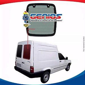 Vigia Fiat Fiorino Bau 88/... Vidro Traseiro Direito