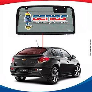 Vigia Térmico Chevrolet Cruze Hatch 12/15 4 Portas Vidro Traseiro