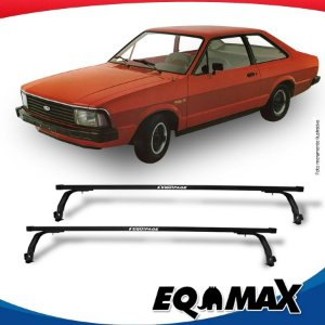 Big Rack Good Life II Eqmax Ford Corcel II Com Canaleta