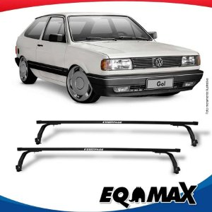 Big Rack Good Life II Eqmax Volkswagen Gol Quadrado Com Canaleta