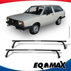 Big Rack Good Life II Eqmax Volkswagen Parati Quadrada Com Canaleta