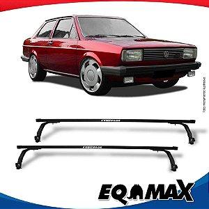 Big Rack Good Life II Eqmax Volkswagen Voyage Quadrado Com Canaleta