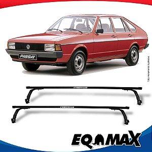 Big Rack Good Life II Eqmax Volkswagen Passat Quadrado Com Canaleta