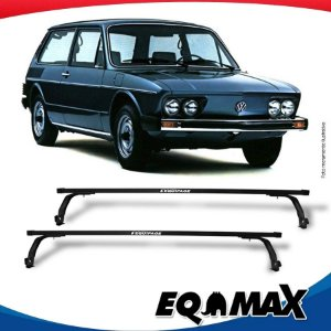 Big Rack Good Life II Eqmax Volkswagen Brasilia Com Canaleta