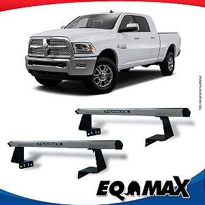 Rack Eqmax para Caçamba Ford F-250  Aluminio Prata