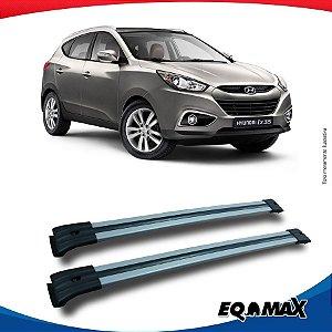 Big Travessa Para Longarina Larga Hyundai IX35 Prata
