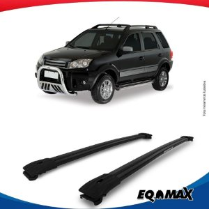 Big Travessa Larga Para Longarina Ford Ecosport Preto