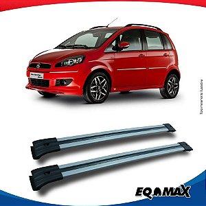 Big Travessa Para Longarina Larga Fiat Idea Prata