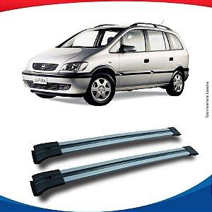 Big Travessa Larga Para Longarina Chevrolet Zafira Prata