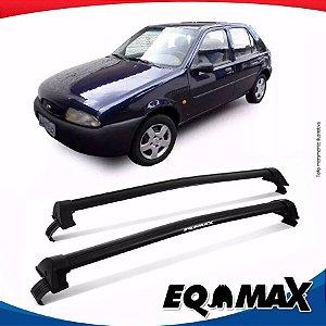Rack Teto Eqmax Fiesta Street 96/06 New Wave Preto