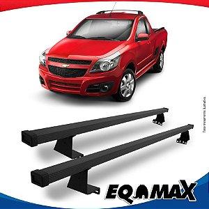 Rack Eqmax para Caçamba Chevrolet Tornado Aço