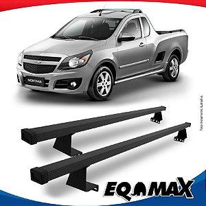 Rack Eqmax para Caçamba Chevrolet Montana Aço