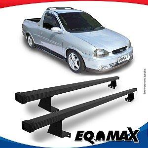 Rack Eqmax para Caçamba Chevrolet Corsa Pick Up Aço