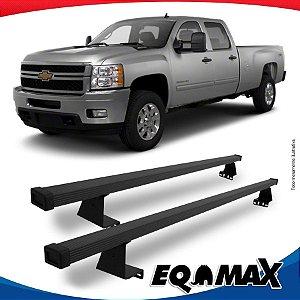 Rack Eqmax para Caçamba Chevrolet Silverado Aço