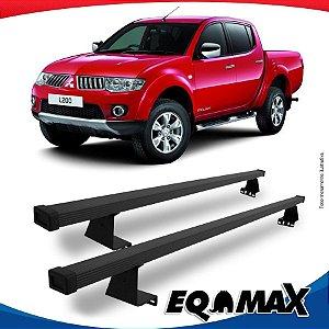 Rack Eqmax para Caçamba Mitsubishi L200 Triton Aço