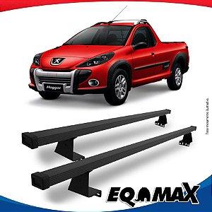 Rack Eqmax para Caçamba Peugeot Hoggar Aço