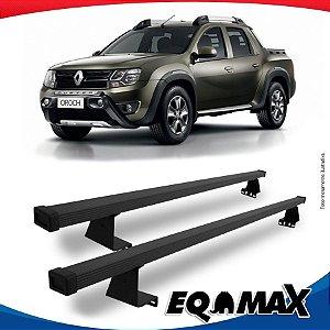 Rack Eqmax para Caçamba Renault Oroch Aço