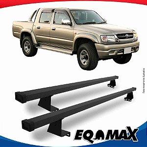 Rack Eqmax para Caçamba Toyota Hilux 88/04 Aço
