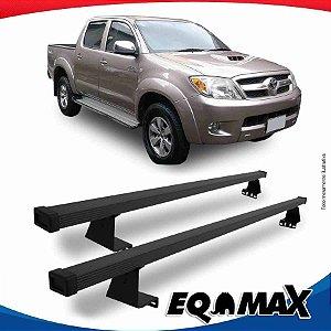 Rack Eqmax para Caçamba Toyota Hilux 05/15 Aço