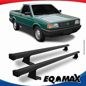 Rack Eqmax para Caçamba Volkswagen Saveiro Quadrada Aço