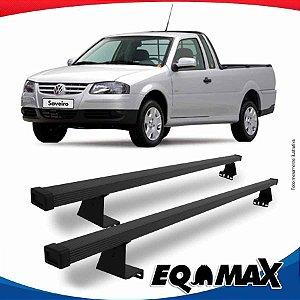 Rack Eqmax para Caçamba Volkswagen Saveiro G4 06/08 Aço