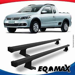 Rack Eqmax para Caçamba Volkswagen Saveiro G5 08/13 Aço