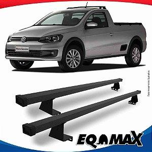 Rack Eqmax para Caçamba Volkswagen Saveiro G6 13/... Aço