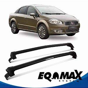 Rack Eqmax Fiat Linea 4P New Wave 09/13 preto